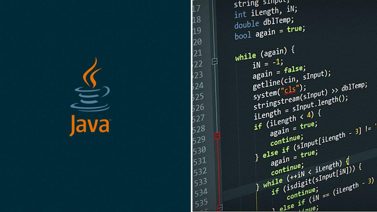 Java programlama
